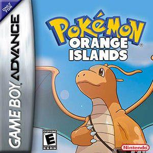 Pokemon Orange Islands GBA ROM Download