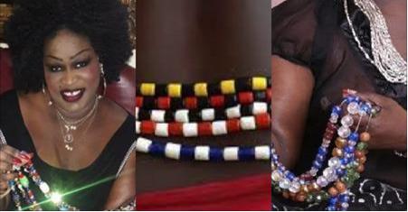 Beauté, astuce, secret, femme, bine, bine, dial, diali, baya, béthio, perle, pagne, collier, hanche, charme, séduction, tissage, LEUKSENEGAL, Dakar, Sénégal, Afrique