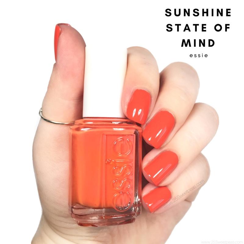 Essie Sunshine State of Mind