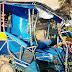 ट्रक की टक्कर से टेम्पो चालक की मौत एक घायल