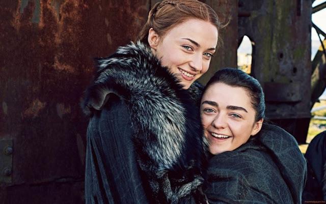 Maisie Williams, atriz que da vida a Arya Stark na série Game of Thrones, falou um pouco sobre o que os fãs podem esperar da temporada final.