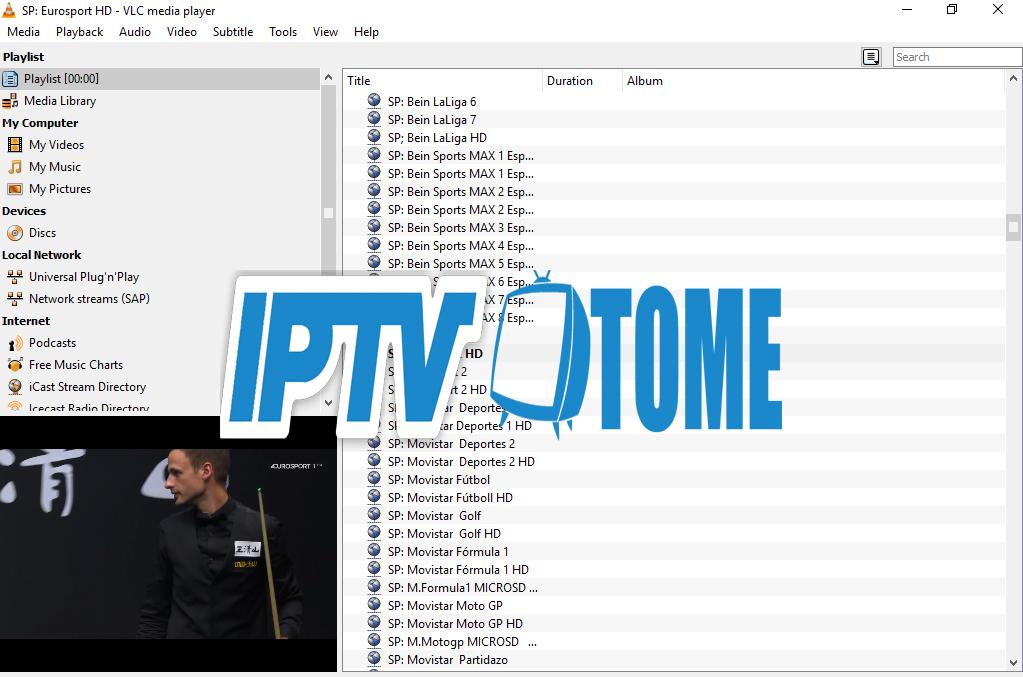 Spain Free Iptv Server m3u Playlist 09-10-18 - IPTVTOME | Free Iptv