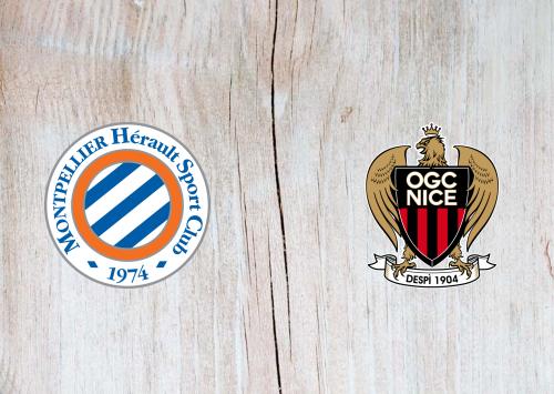 Montpellier vs Nice -Highlights 12 September 2020