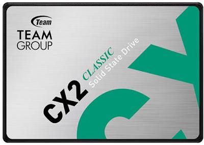 Team Group CX2 SSD 1 TB