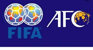قرعتي التصفيات المؤهلة لكأس آسيا 2023 الصين وكأس العالم 2022 قطر الأربعاء7/17