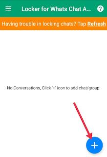 WhatsApp Chat Lock Kaise Kare