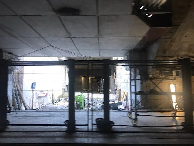 Roma: La Metro C avanza...