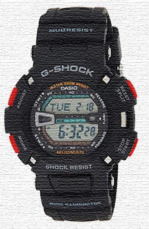 G-Shock G900 Mudman