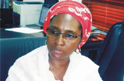 Mrs. Zainab Ahmed - NEITI Executive Secretary