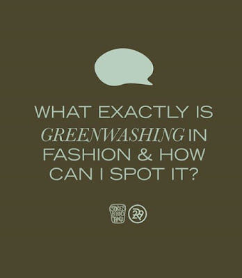 What is Greenwashing in Fashion by Storiesbehindthings