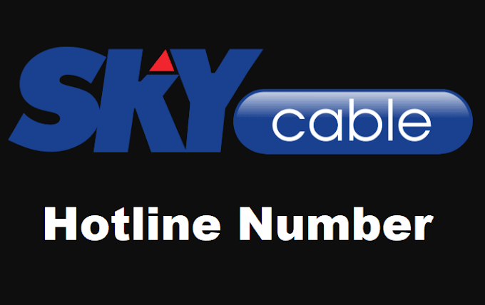 Sky Cable Hotline Number for 2021