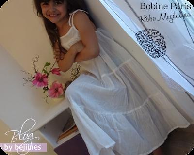 Mode Enfant Robe légère Bobine.fr