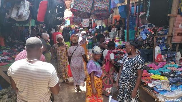 Guineenses queixam-se do aumento de impostos