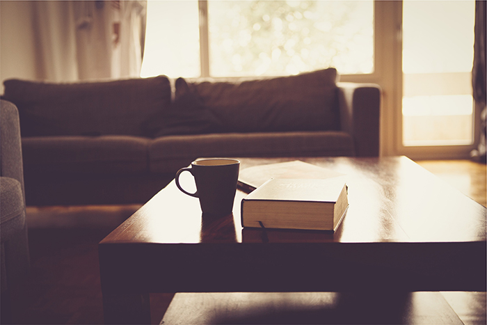 5. Take a mindful moment to yourself. | 5 Ways to Jumpstart Your Morning Routine // WWW.THEJOYBLOG.NET