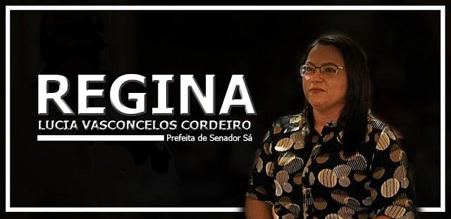 Comentário: Ausente durante crise de saúde, prefeita de Senador Sá demostra despreparo administrativo.