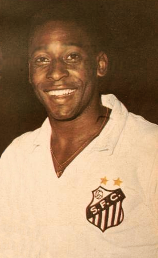 Short biography of Pele in english