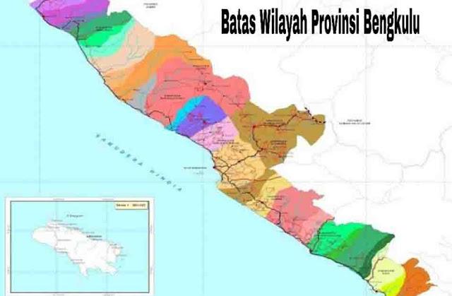 Batas Wilayah Bengkulu