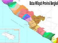 4+ Batas Wilayah Provinsi Bengkulu