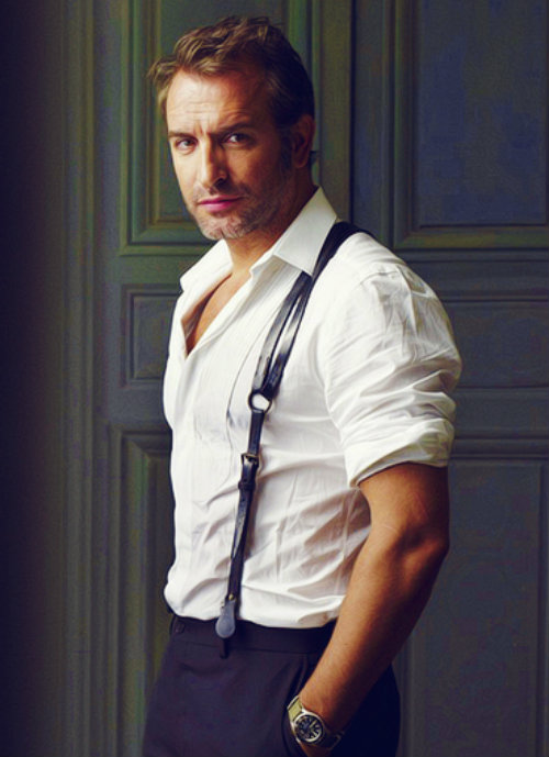 Cinematic corner jean dujardin appreciation for Dujardin michael