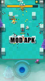 Download Archero 1.3.6 MOD APK Unlimited Gems & Money