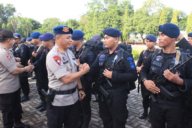 Personel Brimob BKO Polda Papua Dikembalikan ke Polda Masing-masing