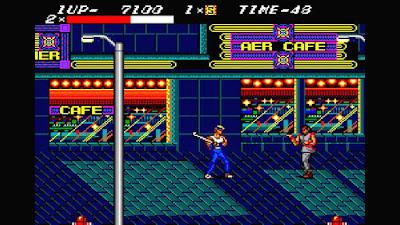 Street of Rage en Sega Master System: lo que pudo ser…