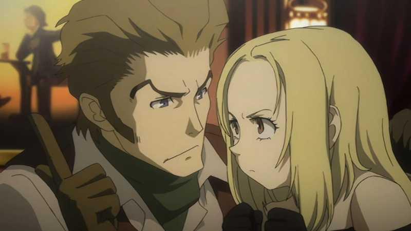 Anime mirip 91 Days — Baccano