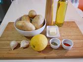 Patatas ?SALTEADAS con AJO y LIMÓN ?(nuevas y deliciosas)
