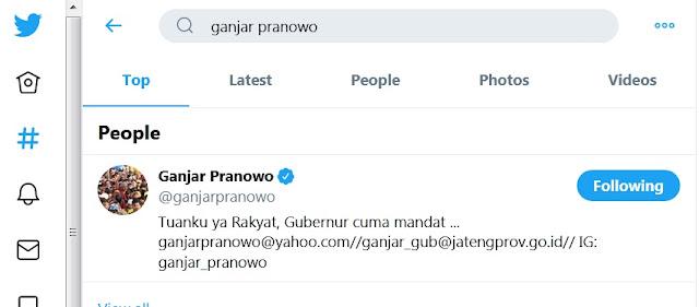 Keren Abis, Ganjar Pranowo Gubernur Pelayan Rakyat