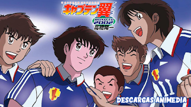 Super Campeones Road to 2002 52/52 Audio: Latino Servidor: MediaFire