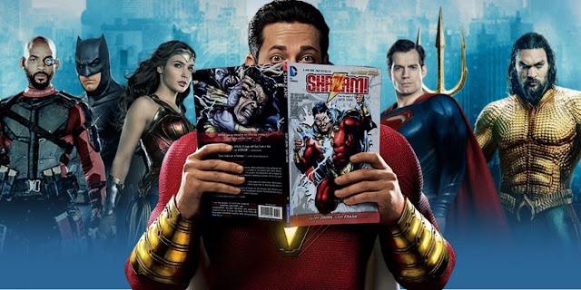 Tarikh Baharu Tayangan Bagi Filem-Filem DC Extended Universe