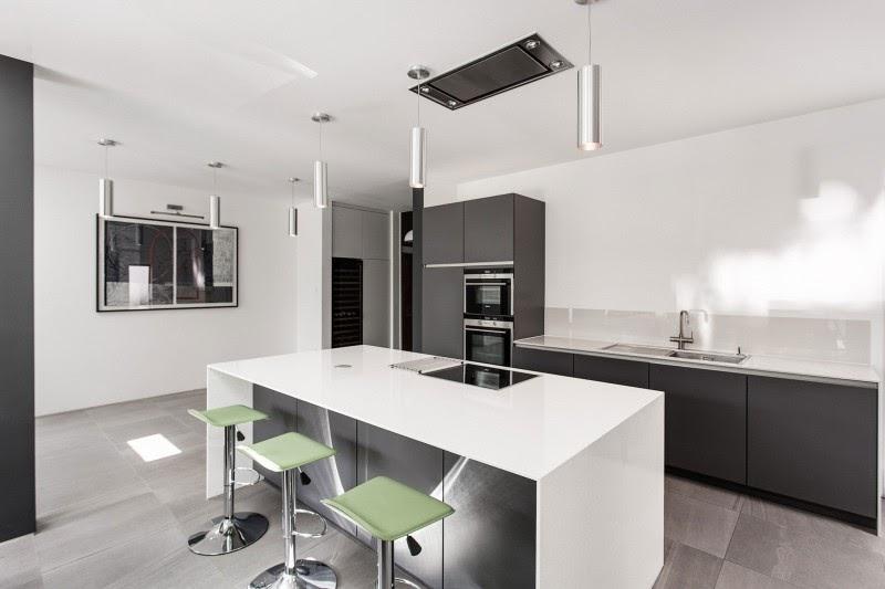 decoracion Arquitetura Moderna Com Interior Elegante