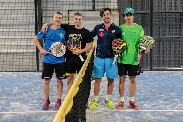 Lagarejos-Huete et Virseda-Talaván, champions du IV Open Volley de la FMP 1
