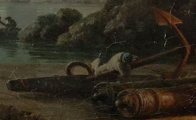 Détail. Joseph Vernet, 1771.