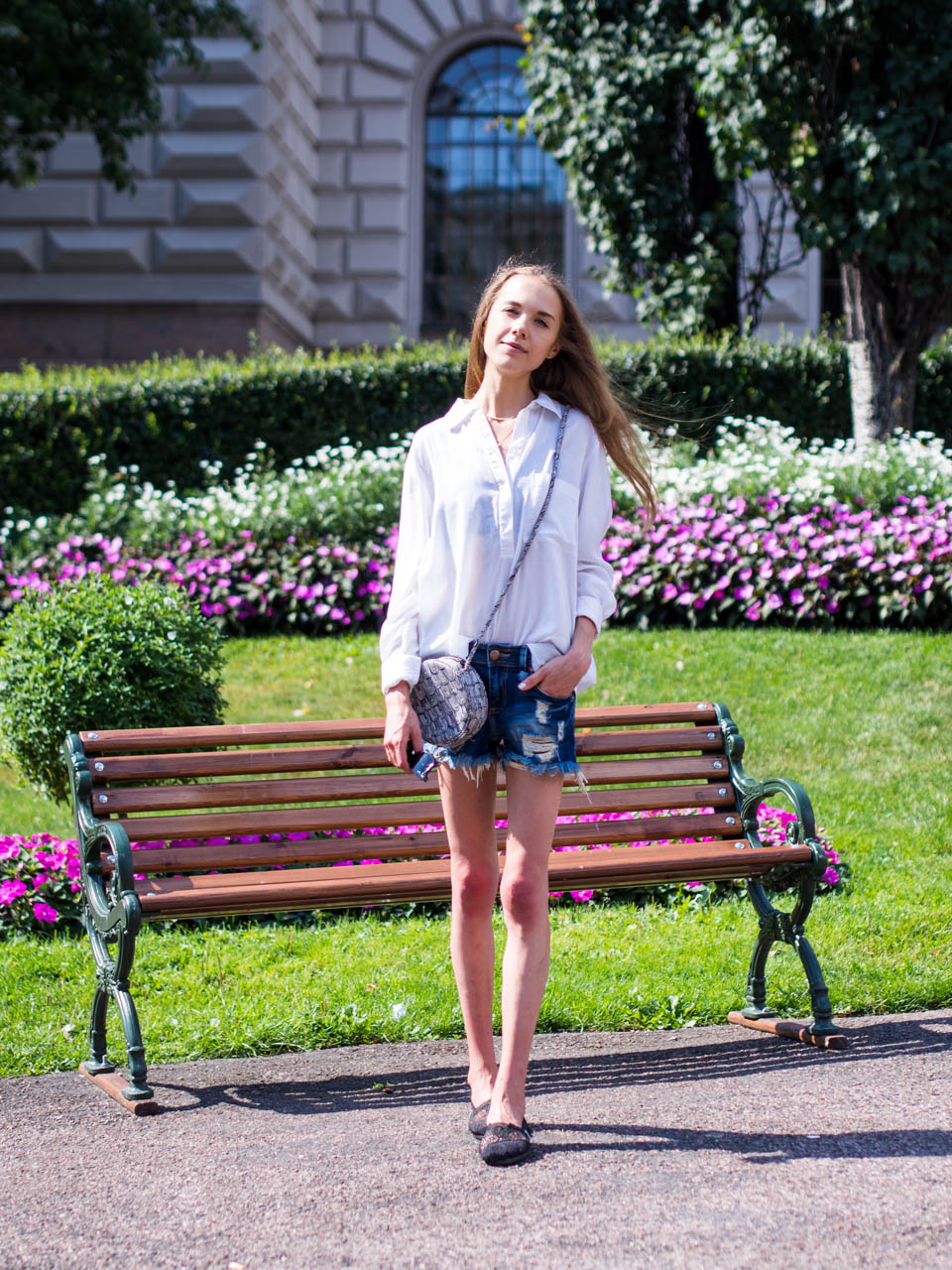 white-shirt-blue-denim-summer-outfit-filippa-k-marimekko