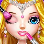 لعبة صالون مكياج الأميرة