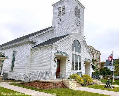 Cape May United Methodist Church in New Jersey