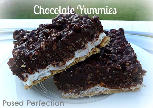 chocolate yummies recipe