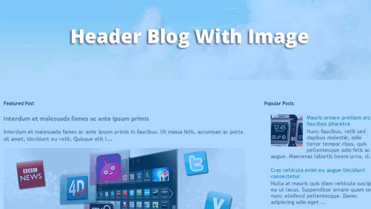 Cara Mudah Mengatasi Tag H1 Hilang Ketika Menggunakan Image Untuk Header Blog