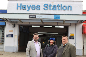 Your Conservative candidates in Hayes & Coney Hall ward