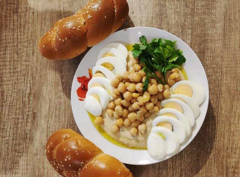 Vegetarian food in Israel