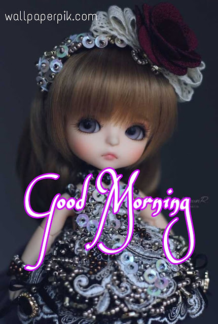 cute cartoon good morning images