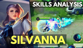 skill Silvanna Mobile Legends
