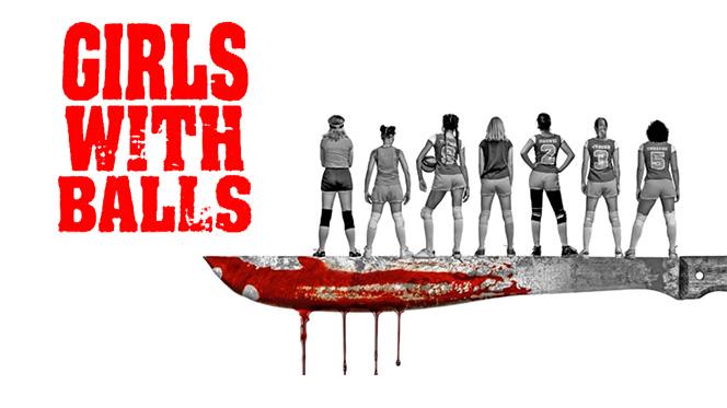 Girls with Balls (2018) Web-DL 1080p Latino-Ingles