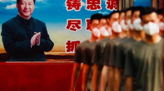 لأول مرة منذ بداية الوباء...الصين تعلن عدم تسجيل أية إصابة جديدة بفيروس كورونا خلال الـ24 ساعة الأخيرة✍️👇👇👇