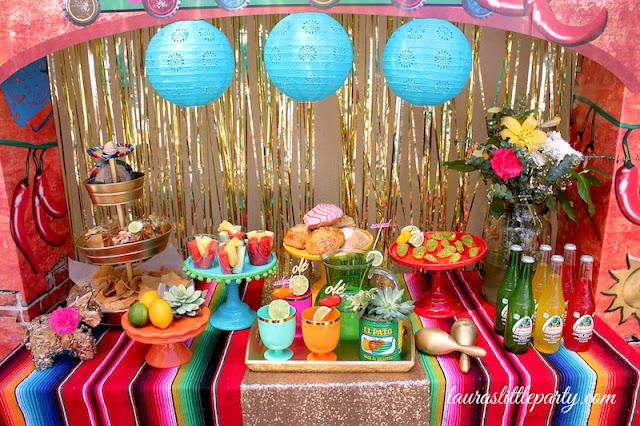 Fiesta Party Ideas For Cinco De Mayo Laura S Little Party