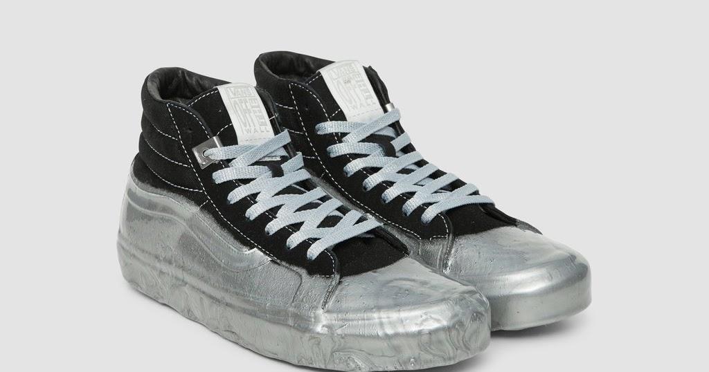 94f6b66932 Trick Or Sneak  Alyx Studio X Vans OG Sneakers