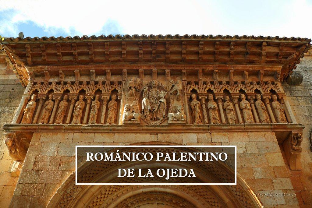 Ruta del románico palentino de la Comarca de la Ojeda