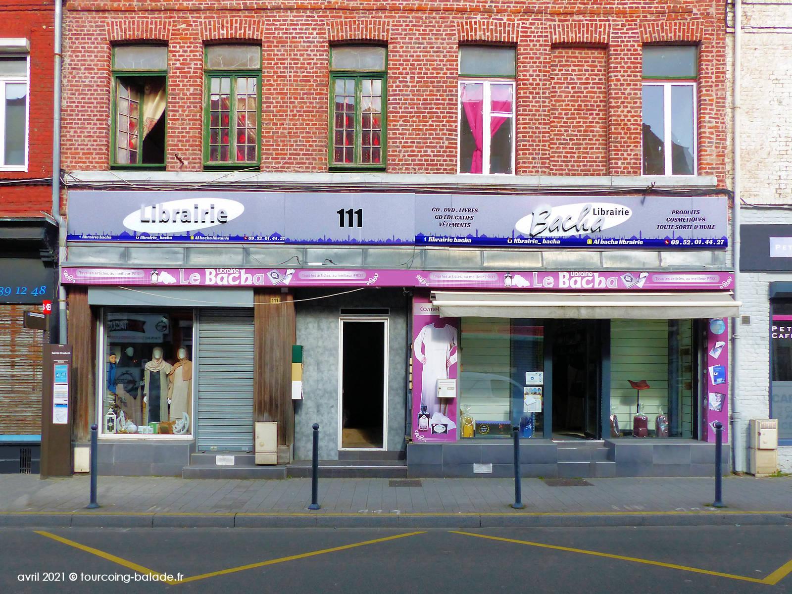 Bacha Libraire, Roubaix Lannoy