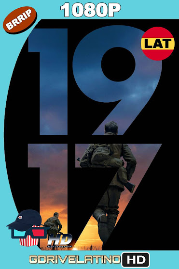1917 (2019) BRRip 1080p Latino-Ingles MKV